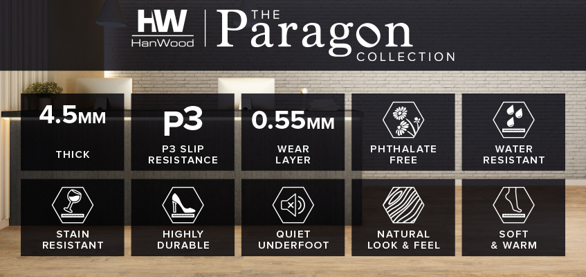 Why choose HanWood The Paragon Collection?
