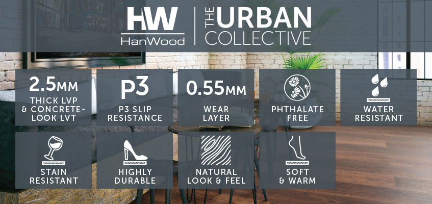Why choose HanWood The Urban Collective?